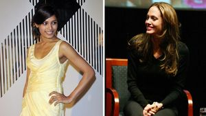 Freida Pinto will Angelina Jolie als Mutter