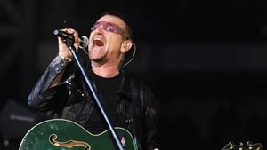 Bono: Notoperation in Bayern!