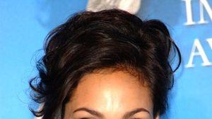 Rosario Dawson wurde oft von ihrer Mutter bestraft...
