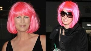 Britney Spears und Jamie Lee Curtis