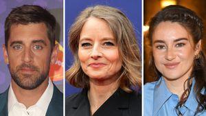 Verkuppelte Jodie Foster Shailene Woodley und Aaron Rodgers?