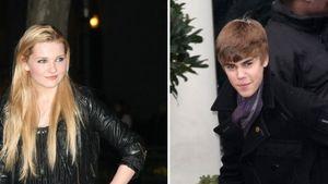 Abigail Breslin ist hinter Justin Bieber her