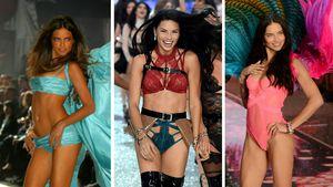 18 Jahre Victoria's Secret: Adriana Limas heißeste Looks!