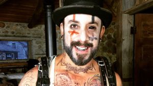 AJ McLean als Johnny Vermillion