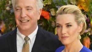 Alan Rickman & Kate Winslet: Film-Reunion nach 20 Jahren