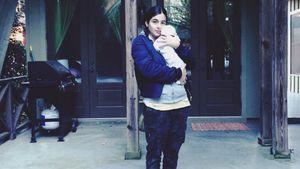 """1. Baby-Pic: """"Walking Dead""""-Star zeigt ihre kleine Tochter"""