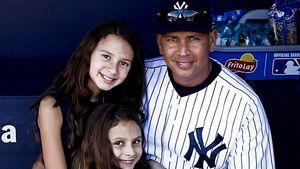 Trotz Trennung von J.Lo: A-Rod zeigt Video von Familienfotos
