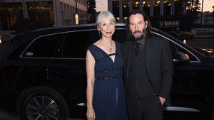 Das liebt Keanu Reeves an seiner Freundin Alexandra Grant