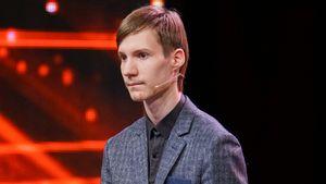 """Ohne Finger & nur ein Bein: Alexey rührt beim """"Supertalent""""!"""