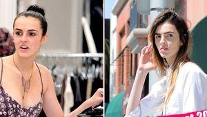Ali Lohan schockiert mit Mager-Figur