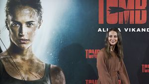 Lara-Croft-Neuling: So heftig trainierte Alicia Vikander!