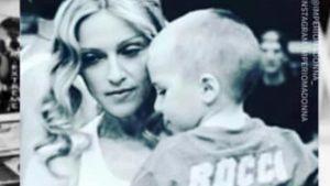 Zum 21. Geburtstag: Madonna teilt zahlreiche Fotos von Sohn