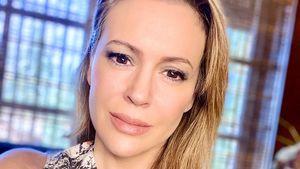 Nach Corona-Drama: Alyssa Milano gibt ein Gesundheitsupdate