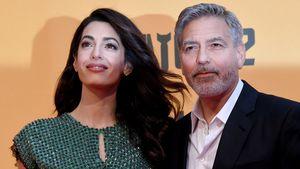 George Clooneys Zwillinge kommen nach ihrer Mutter Amal