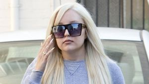Amanda Bynes in Beverly Hills