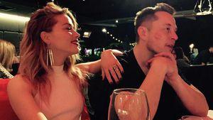 Versteckspiel vorbei: Amber Heard steht zu Milliardär-Lover!