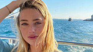 Amber Heard: Erster öffentlicher Auftritt seit dem Baby