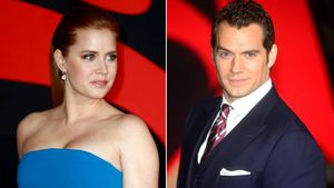 "Amy Adams' ""Superman""-Sorge: Henry Cavill zu hot für sie?"
