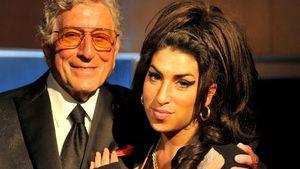 Amy Winehouse und Tony Bennett