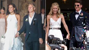 Ana oder Carina: Wer war die schönere Fußballer-Braut?