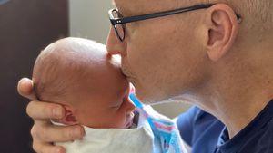 Mit Leihmutter: Journalist Anderson Cooper ist Papa geworden