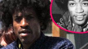 OutKast und Jimi Hendrix