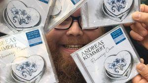 """Andreas Kümmert mit seinem neuen Album """"Recovery Case"""""""