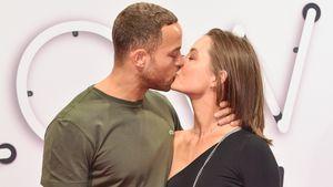 """""""Danach geweint"""": So schön war Jenny und Andrejs erster Kuss"""