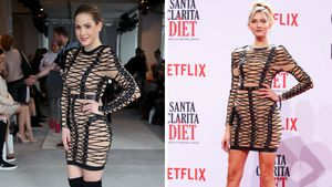 Style-Twins Angelina Heger & GNTM-Fata: Wem steht's besser?