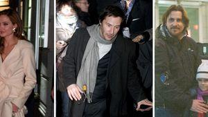 Angelina Jolie, Christian Bale und Keanu Reeves
