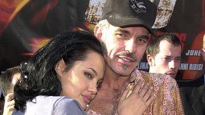 """Angelina Jolie und Billy Bob Thornton 2000 bei der Premiere von """"Nur noch 60 Sekunden"""" in L.A."""