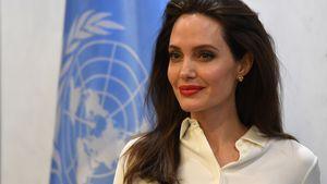 Gegen sexuelle Gewalt: Angelina Jolie bewegt UN-Konferenz