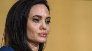 Angie Jolie im Trennungs-Drama: Sie litt an Gesichtslähmung!