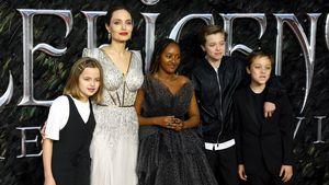 Angelina Jolie wütend: Kinder wollten vor Gericht aussagen