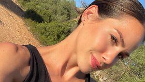 Angelina Pannek sauer: Fan fotografiert sie mit ihrem Baby