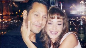 Süße Throwback-Bilder: Leah Remini feiert 18. Jahrestag