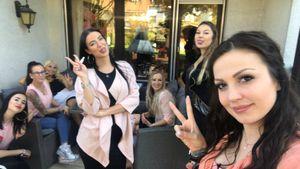 Ex-Bachelor-Babe Angie: Baby-Party mit heißer Stripper-Show!