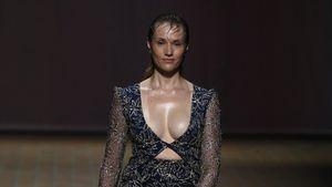 Frisch verheiratete Anna Hofbauer rockt die Fashion Week!