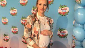 Fruchtblase geplatzt: Anna Hofbauers Kind auf dem Weg