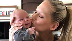Baby Nr. 2: Hier zeigt Anna Kournikova fehlenden Twin