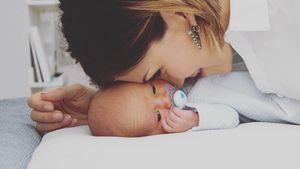Erstes Baby-Interview: Anna-Maria Zimmermann im Mama-Glück!