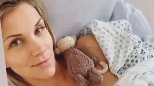 Wegen Unfall 2010: Anna-Marias Sepp kam drei Wochen zu früh!