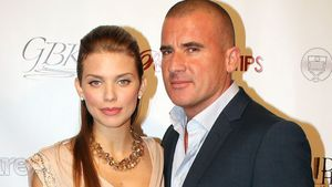 Dominic Purcell und AnnaLynne McCord