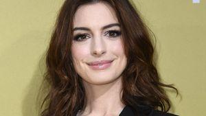 Bald-Mama Anne Hathaway hatte Probleme, schwanger zu werden