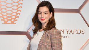 Wie Computer gefühlt: Anne Hathaway beendete vegane Phase!