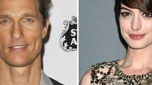 Anne Hathaway und Matthew McConaughey