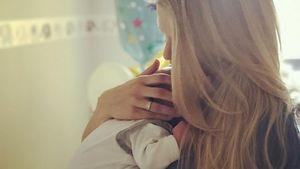 Anneke Dürkopp hatte Angst, an ungeborenen Sohn zu denken