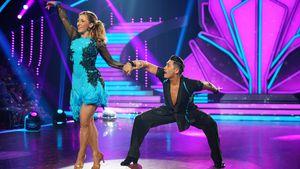 """Anni Friesinger-Postma und Erich Klann bei """"Let's Dance"""""""