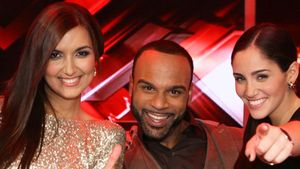 X Factor und Anthony Thet