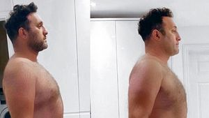 In vier Wochen: Blue-Star Antony hat ordentlich abgespeckt